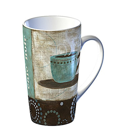 Creative Tops Cafe Noir Latte Mug