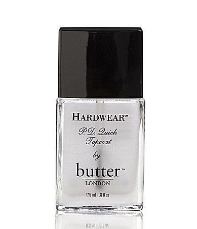 butter LONDON Hardware P.D. Quick Topcoat