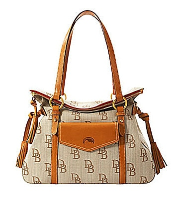 Dooney & Bourke Signature Smith Bag