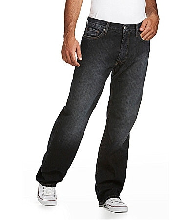 Lucky Brand Jeans 181 Relaxed Straight Fit Jeans