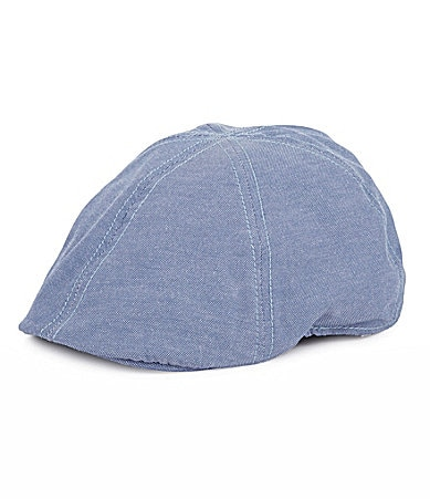 Cremieux Oxford Duckbill Hat
