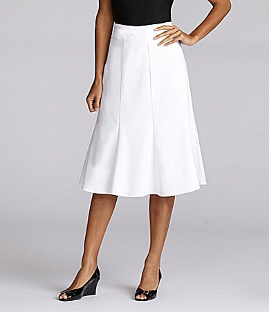 Westbound PARK AVE fit SLIM FX Gored Skirt