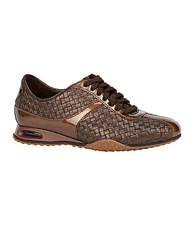 Cole Haan Air Bria Woven Oxfords