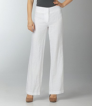 Eileen Fisher Petites Wide-Leg Trousers
