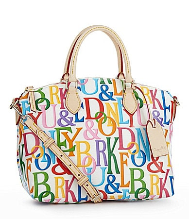 Dooney & Bourke Retro Satchel