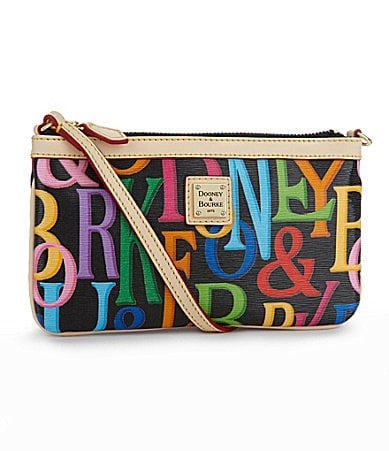 Dooney & Bourke Retro Large Slim Wristlet