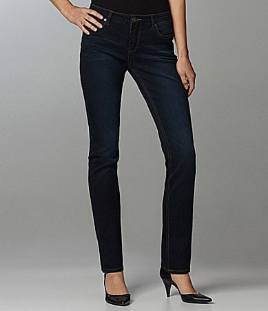 Liverpool Jeans Company Sadie Superstretch Straight Leg Jeans