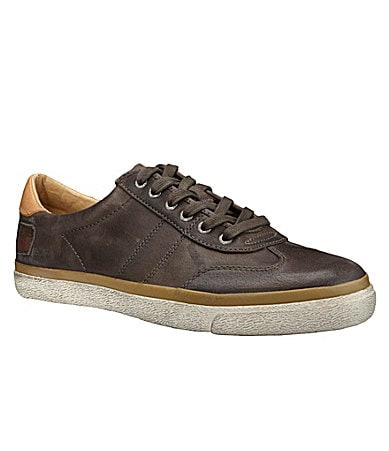Frye Aaron Low Lace Casual Sneakers