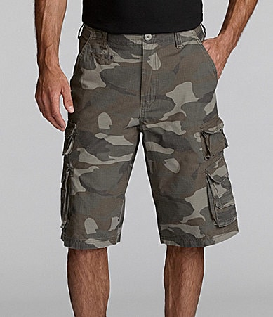 Ecko Camoriffic Shorts