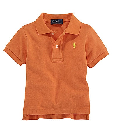 Ralph Lauren Childrenswear Infant Polo Shirt