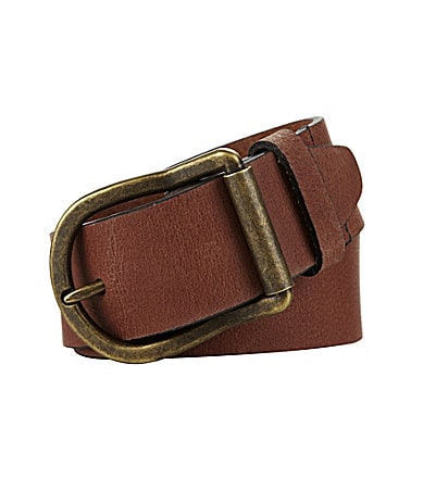 Cremieux Roller Buckle Belt