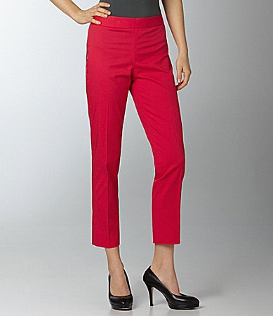 DKNY Perry Skinny Leg Pants