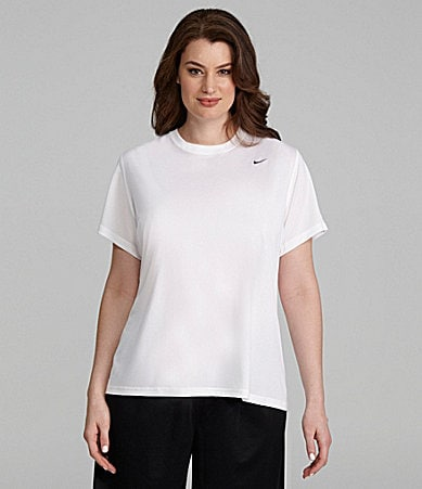 Nike Woman Short-Sleeve Legend Workout Tee