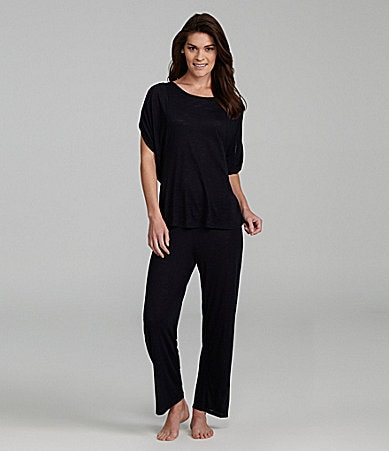 Midnight by Carole Hochman Evening Shadows Pajamas