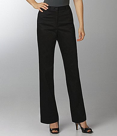Peter Nygard Clean-Front Pants