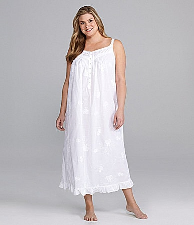 Eileen West Woman Crystal Clear Bay Ballet Nightgown