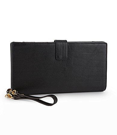 Antonio Melani Large Travel Wallet