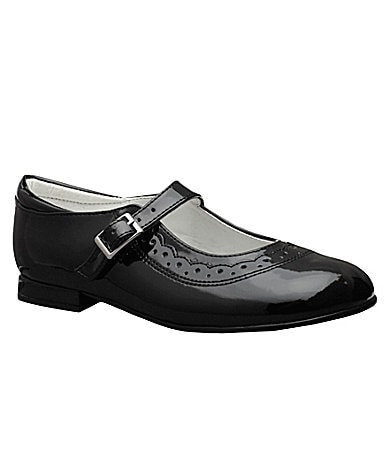 Stride Rite Girls Sandra Mary Jane Dress Shoes