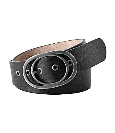 Fossil Oval Buckle Vintage Belt