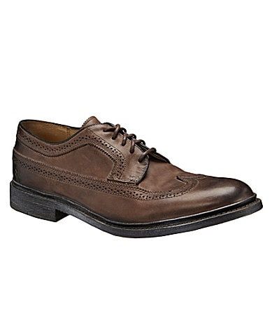 Frye James Wingtip Dress Oxfords