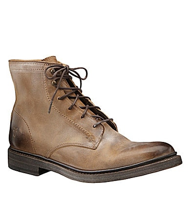 Frye Men�s James Lace-Up Boots