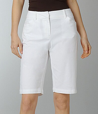 Jones New York Sport Classic Bermuda Shorts