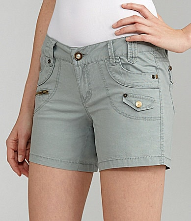 Copper Key Utility Shorts