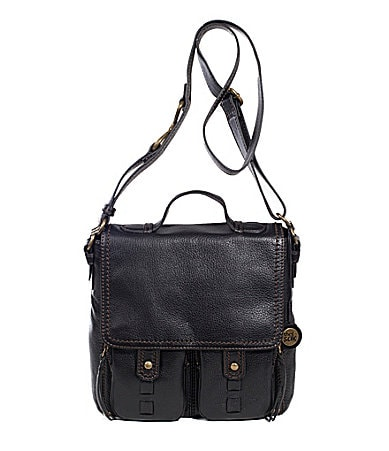 The Sak Fontana Flap Cross-Body Bag