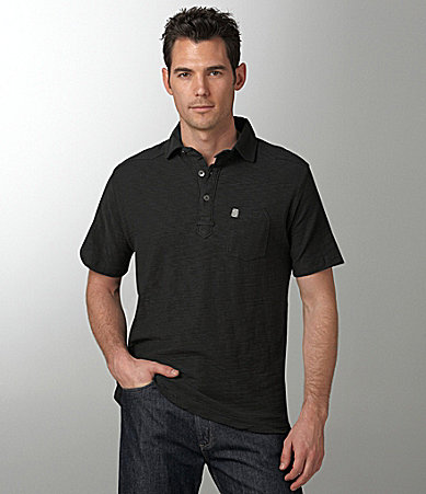 Marc Ecko Cut & Sew Chuck Solid Polo Shirt