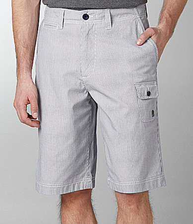 Marc Ecko Cut & Sew All Grown Up Striped Shorts