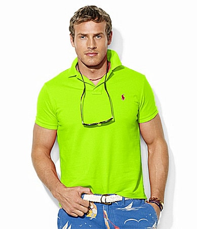 Polo Ralph Lauren Classic-Fit Cotton Mesh Polo Shirt