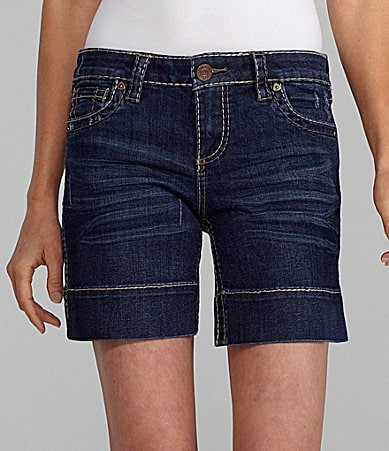 KUT from the Kloth Denim Shorts