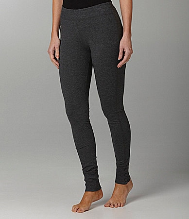 DKNY Checked In Long Leggings