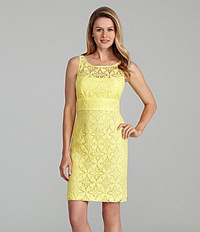 Evan Picone Sleeveless Dress