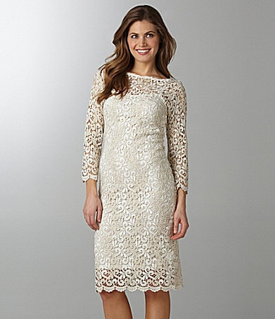 Marina Lace Dress