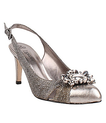 J. Renee Melody Slingback Pumps