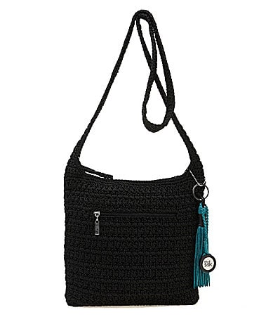The Sak Crochet Cross-Body Bag
