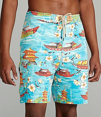 Ralph Lauren East Hampton Swim Trunk