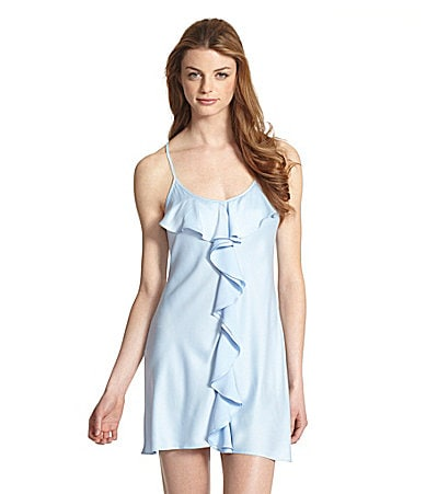 In Bloom by Jonquil Ruffle Chemise