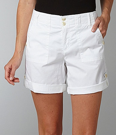 Intro Roll Cuff Shorts
