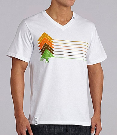 LRG 4 Seasons Tree Tee