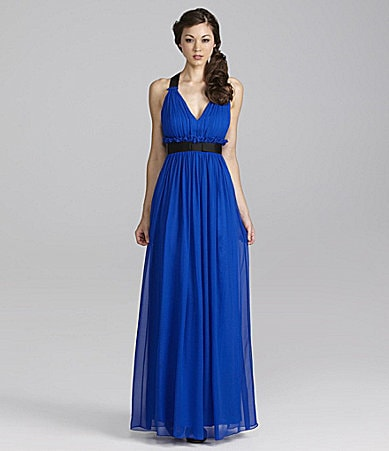 Jill Jill Stuart Bow-Front Dress