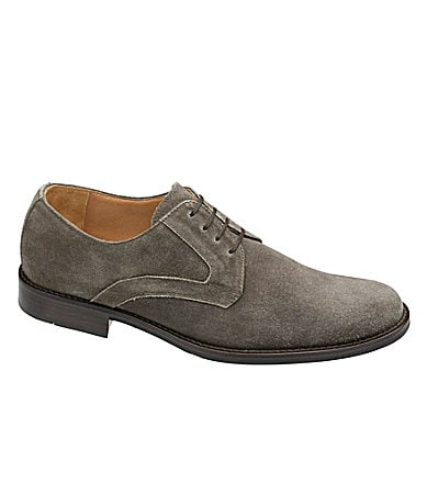 Johnston & Murphy Headley Plain-Toe Oxfords