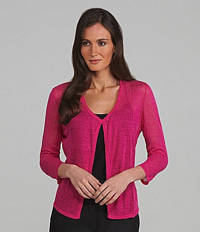 ZoZo Sunset Bright Cozy Cardigan