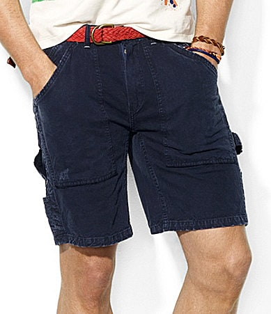 Polo Ralph Lauren Painter Vintage Twill Shorts