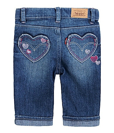Levi�s Toddler Love Skimmer Shorts