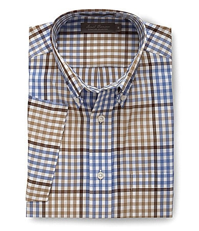 Daniel Cremieux Signature Exploded Check Sportshirt