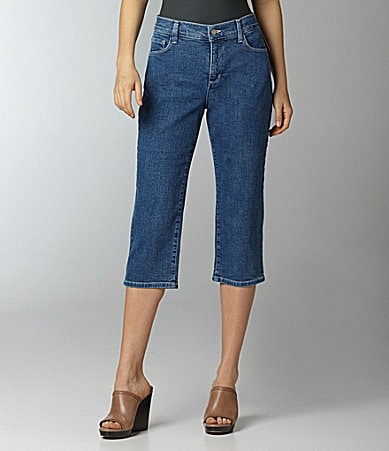 Not Your Daughter�s Jeans Ariel Cropped Jeans