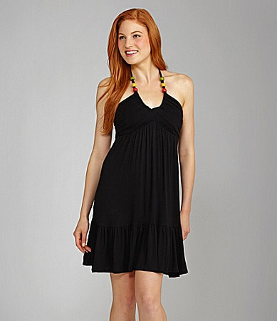 Moa Moa Halter Dress