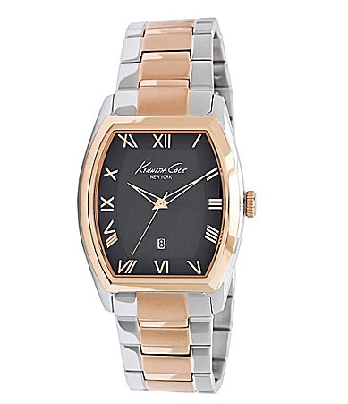 Kenneth Cole Men�s Two-Tone Watch